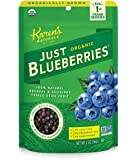 Karen's Naturals Just Tomatoes, Organic Just Blueberries 2 Ounce Pouch  (Pack of 3) (Packaging May Vary)