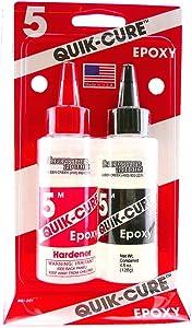 BSI BSI-202 Quick-Cure 5Min Epoxy Bob Smith Ind, 9 oz.