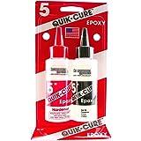 Quik-cure 5min epoxy 9oz Bob Smith Ind.
