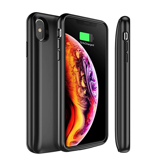 iphone xs max charge case