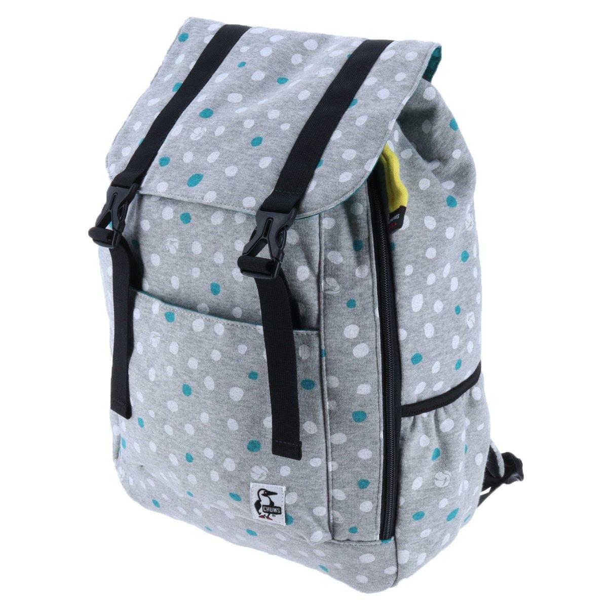 5a944c9e2600 チャムス] リュック Flap Pack Sweat CH60-2076-0118-00 B07CKTZRSN 17 ...
