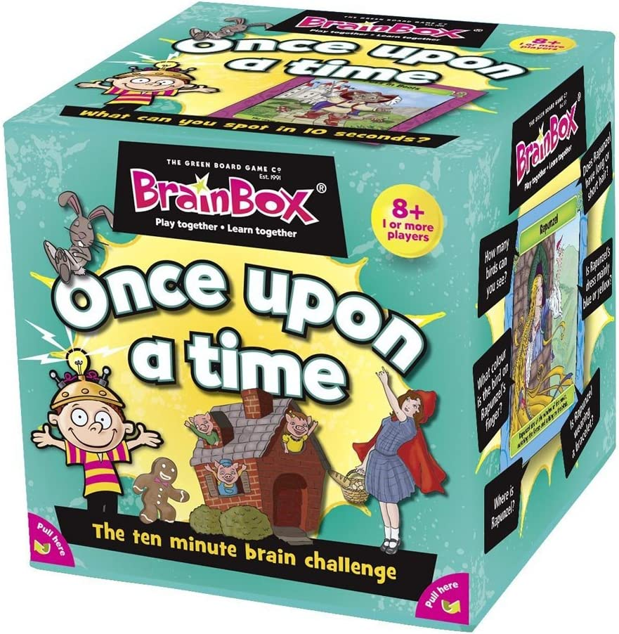BrainBox for Kids - Once Upon A Time