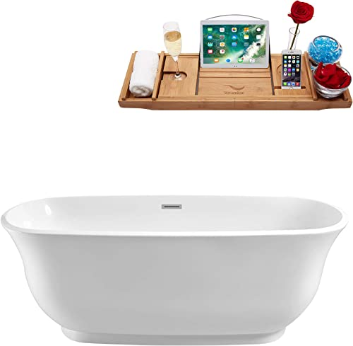 Streamline Freestanding Bathtub