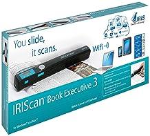 IRIScan Book Executive 3 – L'ideale per scannerizzare libri
