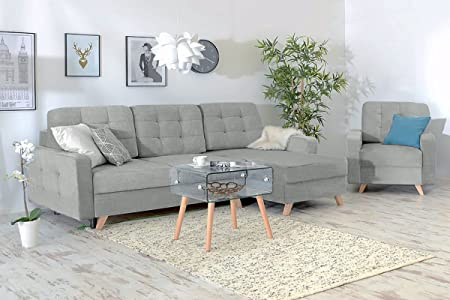 mountain fabrics choice reversible chaise of grande left gray sofa melrose grey products