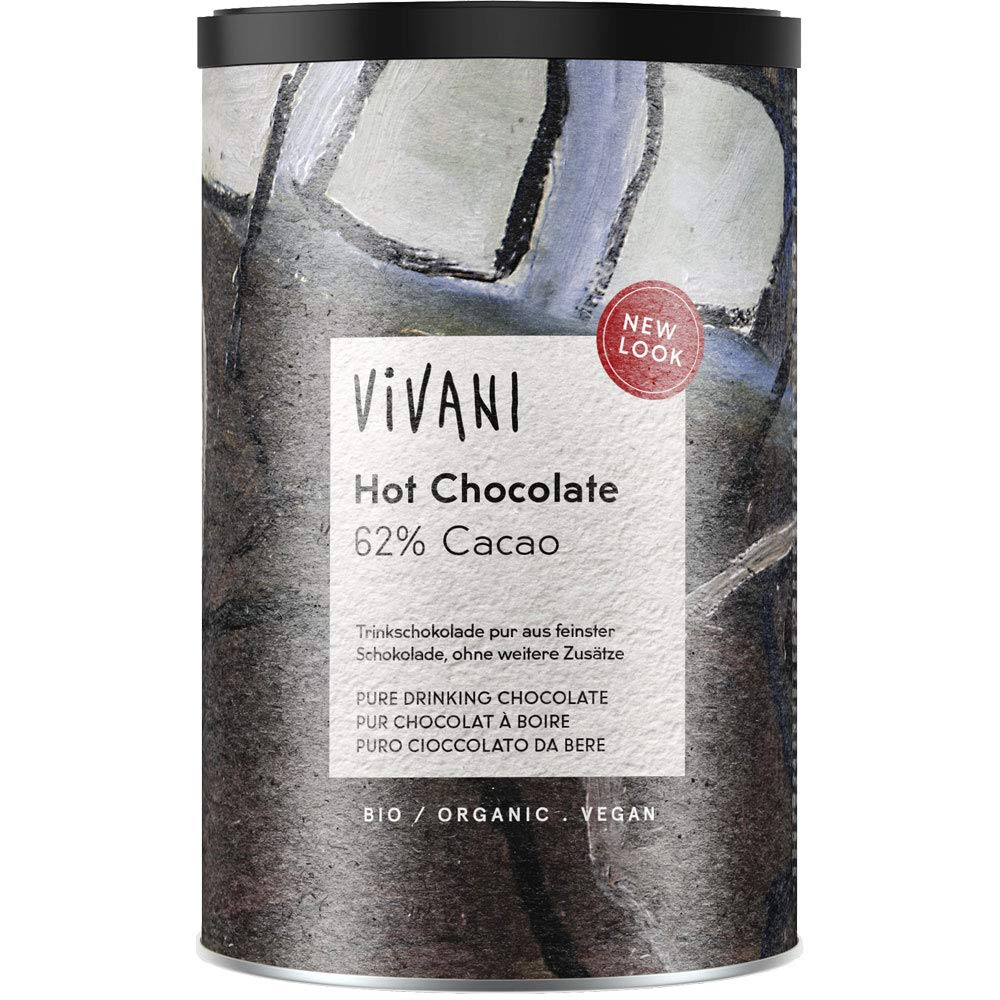 Vivani Organic Hot Drinking Chocolate 280 g