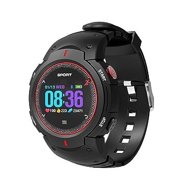 JSGJSH Pulsera Inteligente Relojes Inteligentes Nueva F13 Smartwatch Pulsera al Aire Libre IP68 Multi-Sport