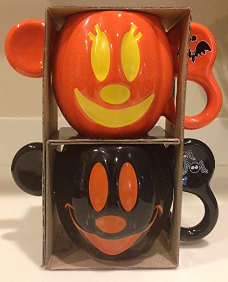 Mug 2 Disney Set Parks Mickey Halloween By Mouse Of New lKF13TJuc