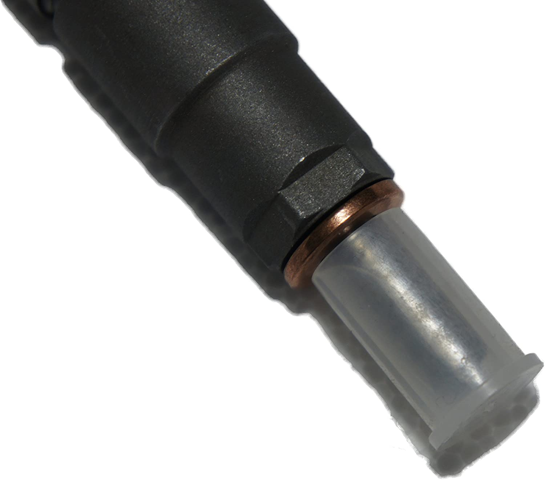 Einspritzd/üse BOSCH Injektor f/ür CDI Motor In diesem Angebot nummer A 6110701787 mit KUPFERRING und Pr/üfprotokoll.