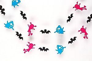 Vampirina Garland - Birthday Decorations,Party Decorations,Party décor,Creative Decoration