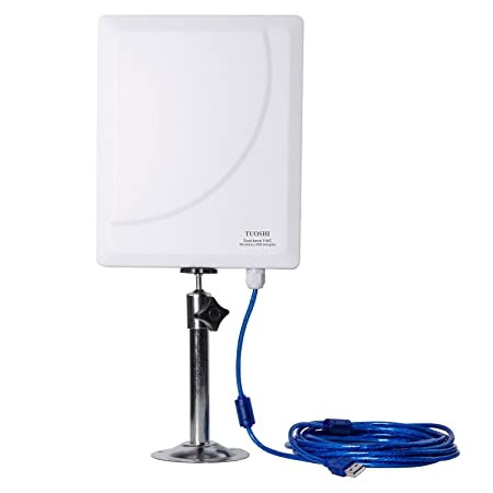 Review TUOSHI N519D Indoor/Outdoor 600Mbps
