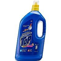 Top Concentrated Liquid Detergent, Super Colour, 4kg (Super Colour, 1 NEW VERSION)