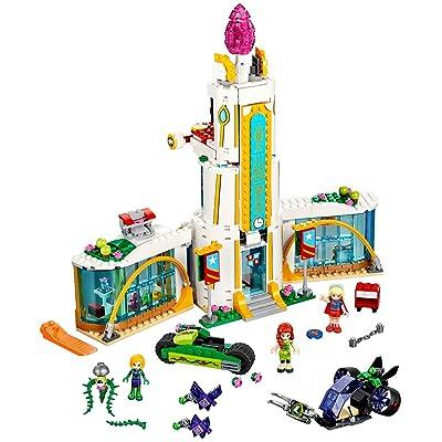 LEGO DC Super Hero Girls Super Hero High School 41232 Superhero Toy: Toys & Games
