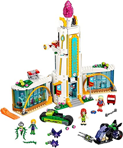 LEGO Instructions ONLY From 41232 Super Hero High School DC Super Hero Girls NEW