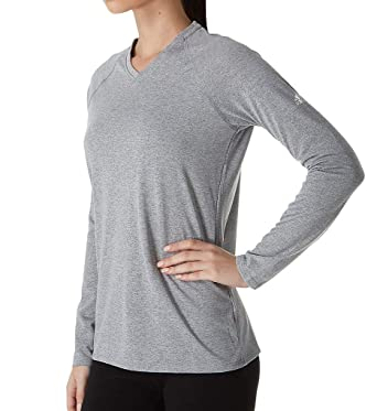 adidas Mujer Climalite manga larga camiseta: Amazon.es