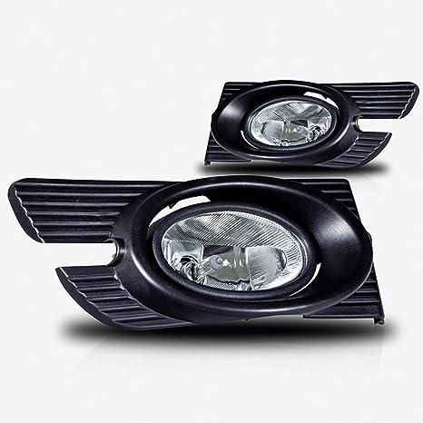 amazon com 98 02 honda accord 4dr oem fog light clear wiring kit rh amazon com
