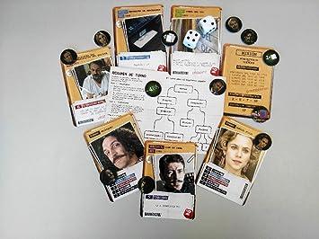 Crazy pawn Juego El Ministerio del Tiempo, Multicolor (8436564810175): Amazon.es: Juguetes y juegos