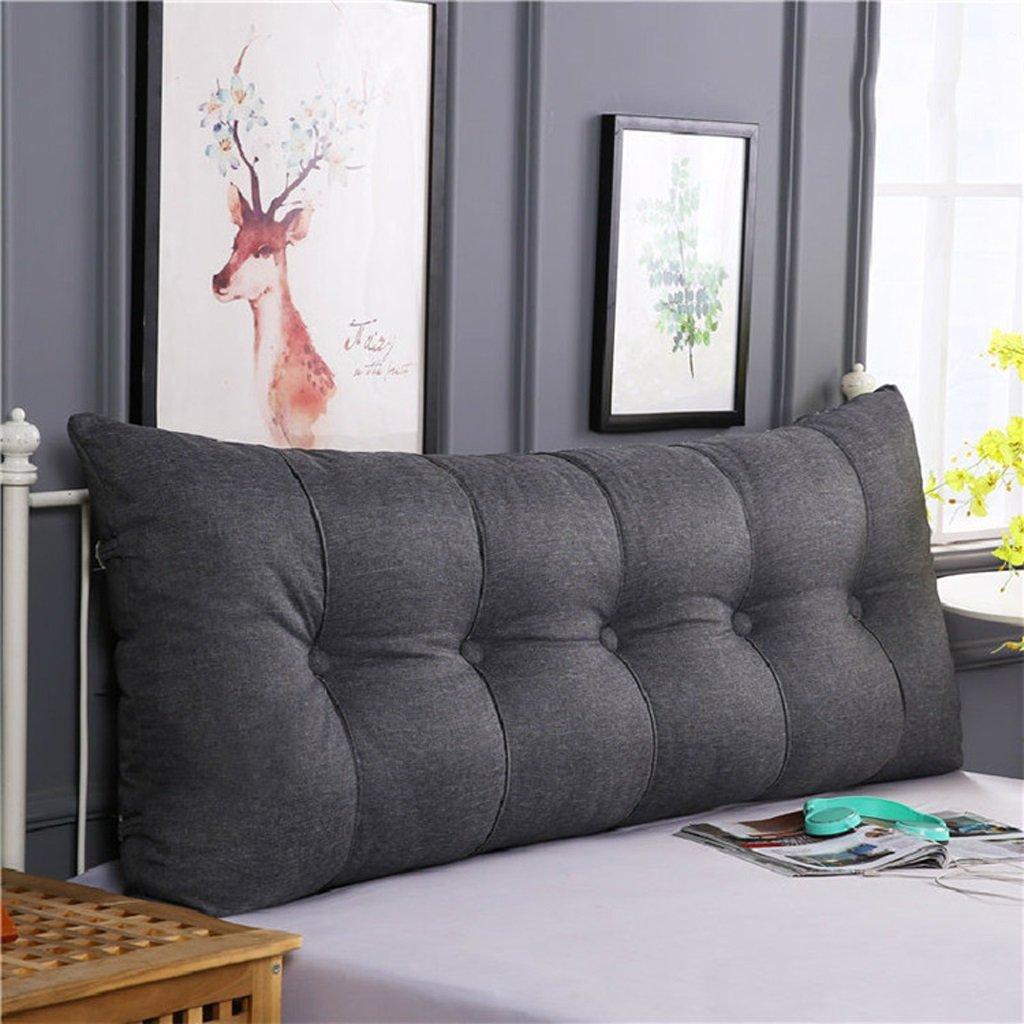 【数量は多】 C&L クッション| 2018新しい長方形のベッドのクッション三角ソファの背もたれのソフトケースベッドの枕洗える戻るクッション (色 : 150x60x20cm : 3#, サイズ さいず 150x60x20cm) : 150x60x20cm) B07FRZ4H6C 3# 150x60x20cm, カンザキグン:6ab14e27 --- conffianca.com
