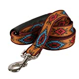 Yellow Dog Design Indian Spirit Orange EZ-Grip Dog
