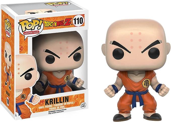 POP! Vinilo - Dragonball Z: Krillin: Amazon.es: Juguetes y juegos