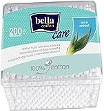 Bella Cotton Buds - 200 Pieces (Aloe Vera)