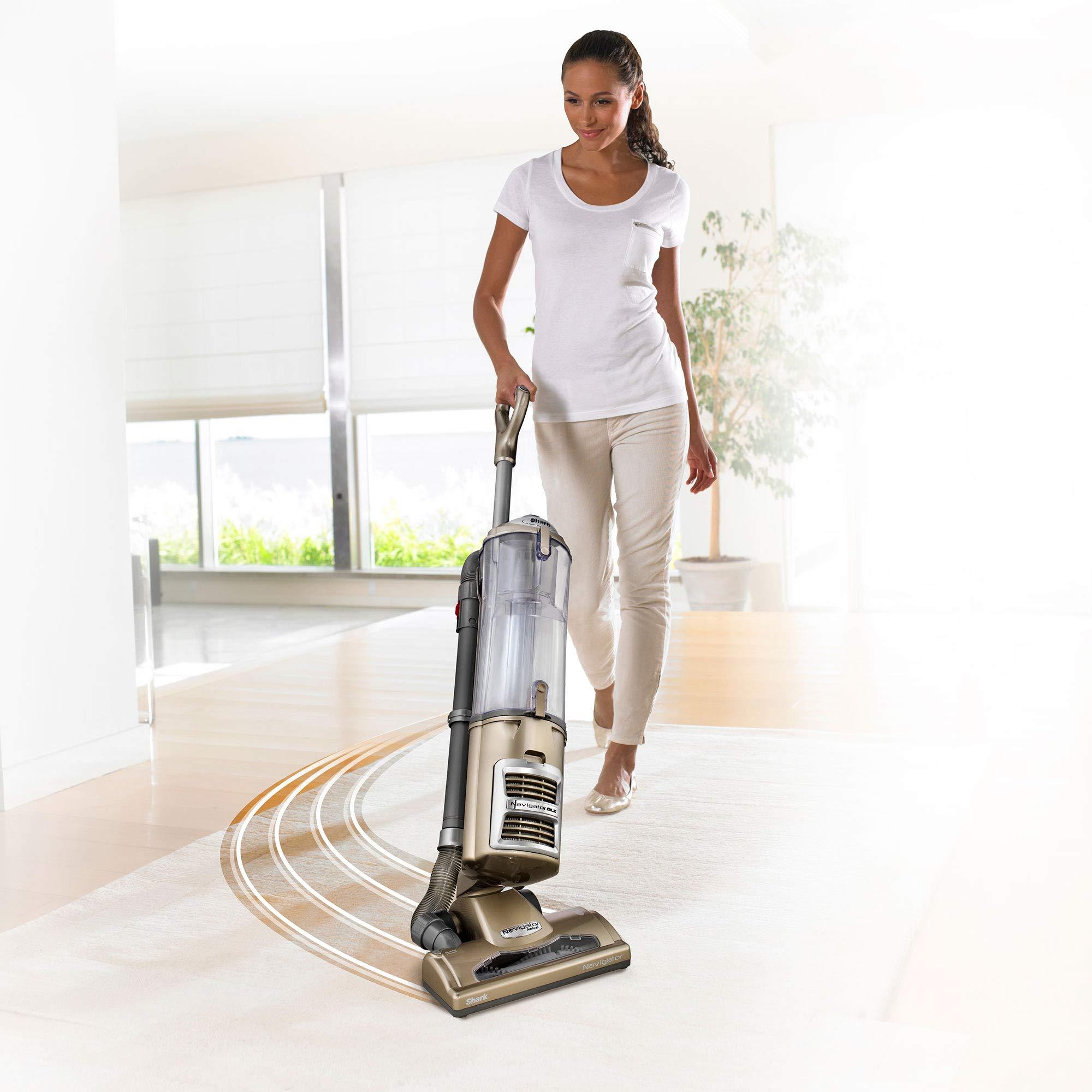 Shark NV70 Navigator Professional Upright Vacuum, Gold by Shark (Image #6)