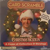 Card Scramble National Lampoons Christmas Vacation A Game of Collection and Strategy