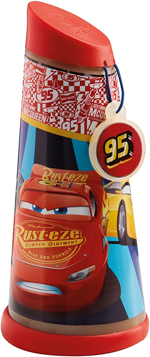 GoGlow Disney Cars Luz de Noche y Linterna Giratoria, Rojo: Amazon ...