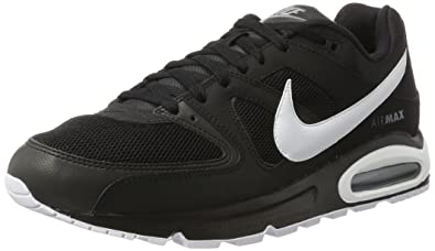 separation shoes 343cc e5b66 Nike Men s s Men s Air Max Command Shoe Running (Black White Cool Grey 032