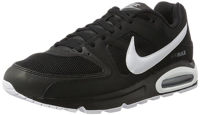 : Nike Air Max Command Sneaker blackwhite 629993