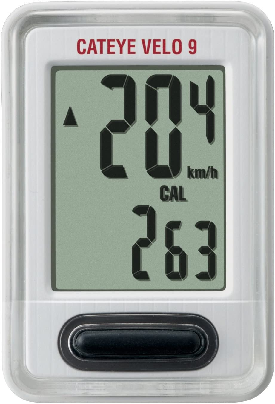 CatEye CTVL820W - Computadora Velo 9 Blanca