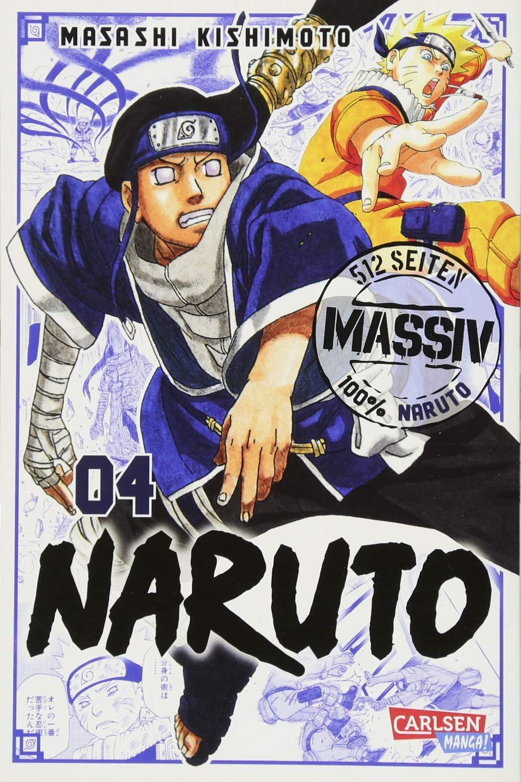NARUTO Massiv 4