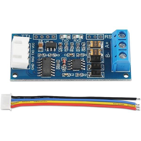 TTL to RS485 Serial Port UART Hardware Automatic Flow Control 3.3V//5.0V Module