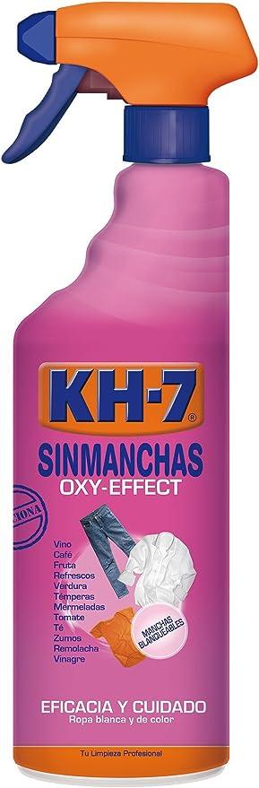 KH-7 Sinmanchas - Quitamanchas Coloreadas Prelavado ...