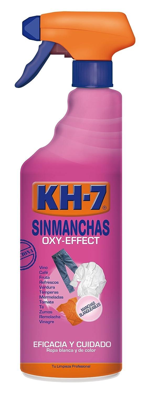 KH-7 Sinmanchas - Quitamanchas Coloreadas Prelavado Pulverizador, 750 ml - [pack de 2]: Amazon.es: Salud y cuidado personal