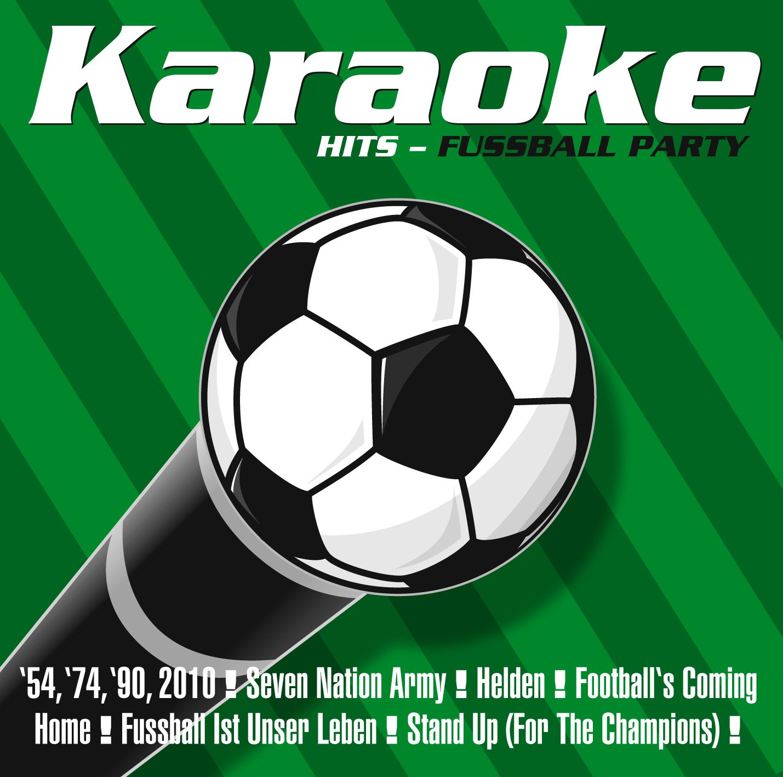 Karaoke Hits Fussball Party Various Amazon Com Music