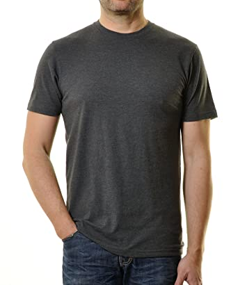 RAGMAN Herren RAGMAN T-Shirt rundhals Singlepack Anthrazit S