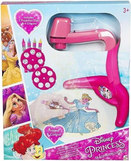 SAMBRO- Princesas Disney Miniproyector Portátil Infantil, Color ...