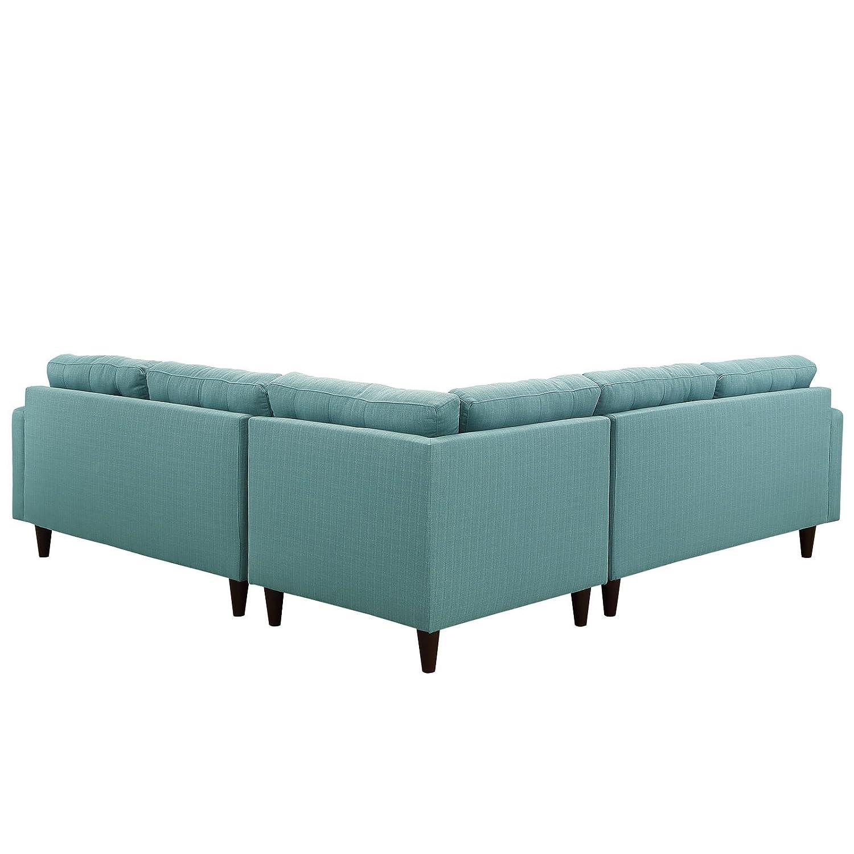 Amazon.com: Empress 3 piezas Seccional sofá Set: Kitchen ...