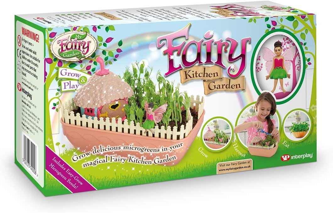 Interplay FG405 My Fairy Garden Fenn Garden & Outdoors, Multi
