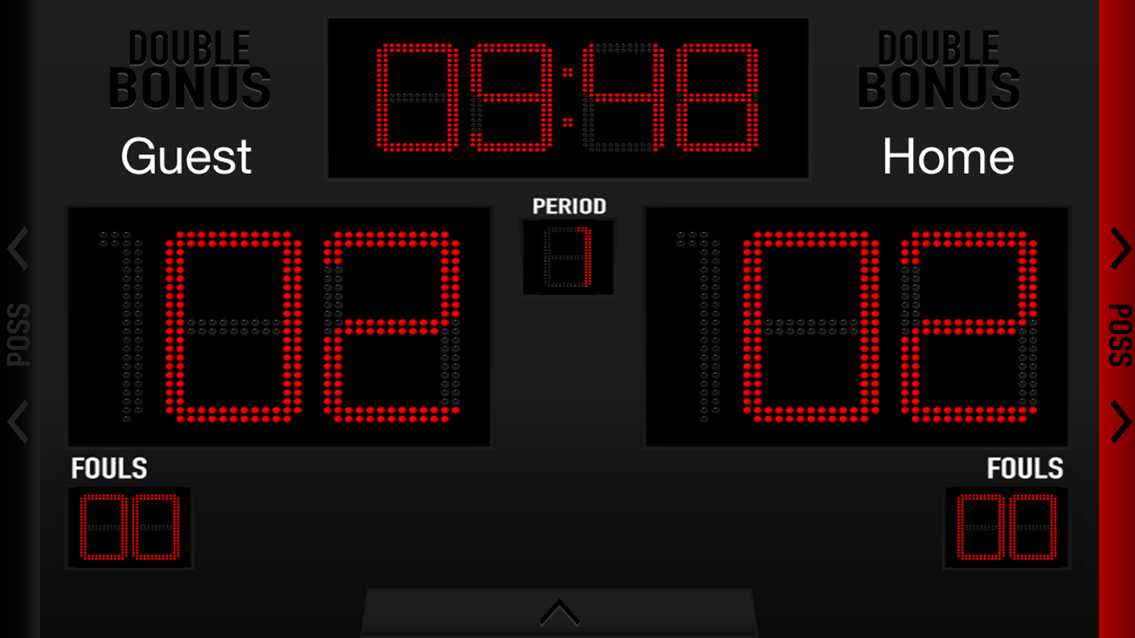 Basketball Scoreboard: Amazon.es: Appstore para Android
