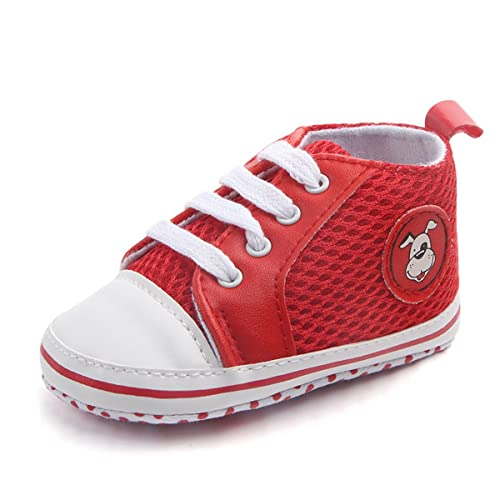 Antheron Infant Shoes - Baby Boys Girls Soft Sole First Walker Toddler  Sneakers Anti-Slip 57102c6ea796