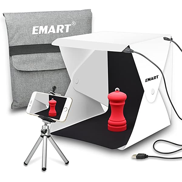Small Photo Studio Tent, Mini Foldable Photography Studio