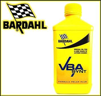5 litros de aceite para motor lubricante 2 tiempos VBA SYNT ...