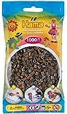 Hama Beads - Dark Brown (1000 Midi Beads)