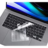 Ultra Thin Clear Keyboard Cover for New MacBook Pro 16 inch 2019 Release A2141 with Touch Bar & Touch ID Keyboard Skin Protector