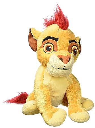La Guardia del Leon - Peluche personaje Kion, leon - Calidad super soft - 25cm