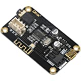Bluetooth Receive Module, DROK Portable Bluetooth Audio Stereo Receiver Board AS1711BT DC 5-35V