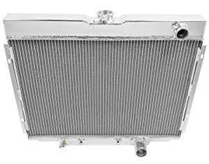 Champion Cooling, 4 Row All Aluminum Radiator for Multiple Ford Models, MC338
