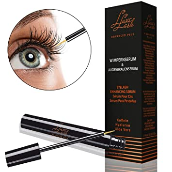 69a869510f4 Eyelash enhancer serum 4ml. Luxe Lash Advanced + | Eyelash Booster Serum  for eyelashes and